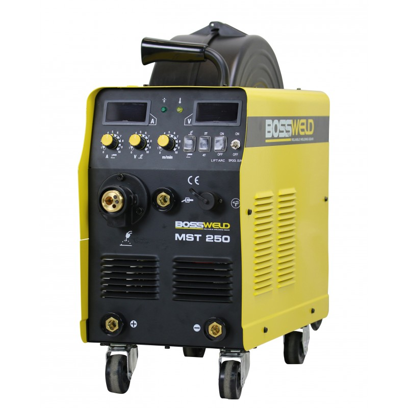 Bossweld MIG and MIG-Multi-Process Welders