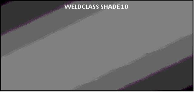 Fixed Shade Welding Helmet Lenses