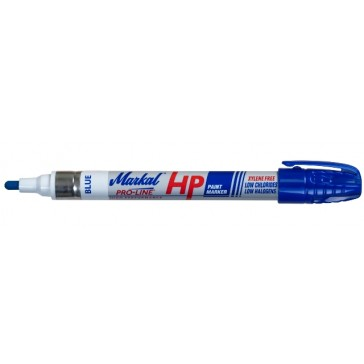 Markal Blue High Performance All-Surface Pro-Line paint Pen - 48 Pack