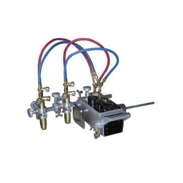 UniMig Automatic Twin Blowpipe Straight Line Gas Cutter [CG-30 DOUBLE]