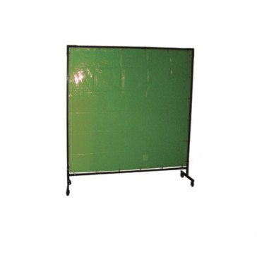XCEL ARC Green Welding Curtain 1.8m x 1.8m (.4mm thick CE Aus Standards)