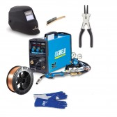 Cigweld Weldskill 155 3-in-1 MIG-TIG-STICK Inverter Bundle