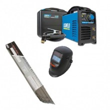 Cigweld 140 Weldskill Super Arc Welder Package - 10amp Plug (W1008140)