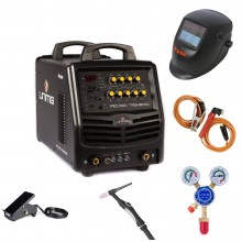 UniMig 200amp ACDC TIG-MMA Inverter Welder Package