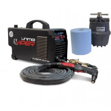 UniMig Viper Cut 40 Inverter Plasma Cutter with Compressed Air Filter