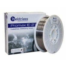 Weldclass Promax E-21 All-Position Gasless Wire - 0.8mm x 5kg (200mm Spool)