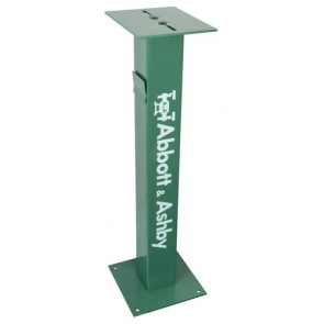 Abbott & Ashby Atped-Hdk - Heavy Duty Pedestal Suits Most Bench Grinders