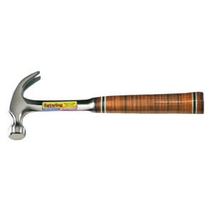 Estwing Hammer Claw 12Oz Leather Grip