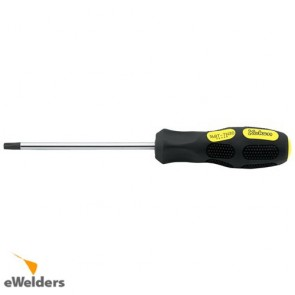 Koken Screwdriver T27 Tamper Proof Torx Ko168T-T27H