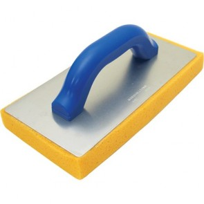 Marshalltown Float   Sponge 305Mm X 125Mm Yellow Mt4412