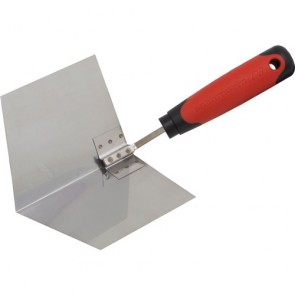 Marshalltown Trowel  Inside Corner Qlt 102X127Mm Soft Grip Handle Mtct911
