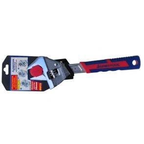 Super Ratcheting Adjustable Wrench 250Mm X 36Mm Max. Srmwr36