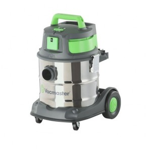Vacmaster Vacuum Wet / Dry 20Ltr Industrial 1500W  Motor Stainless Tank