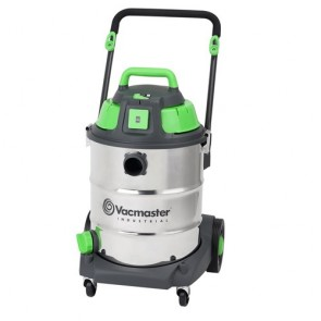 Vacmaster Vacuum Wet / Dry 50Ltr 1600W Motor With Stainless Tank
