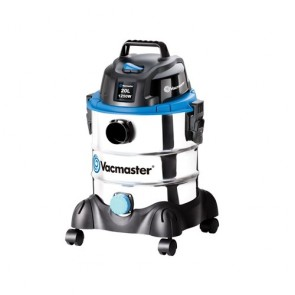 Vacmaster Vacuum Wet / Dry 20L 1250 W Motor Stainless Tank