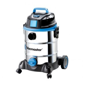 Vacmaster Vacuum Wet / Dry 30 Ltr 1500W  Motor Stainless Tank