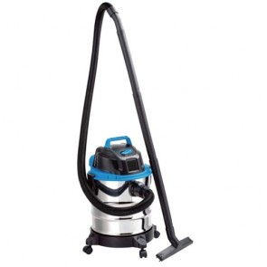 Vacmaster Vacuum Wet / Dry 20 Ltr 1250W  Motor Stainless Tank