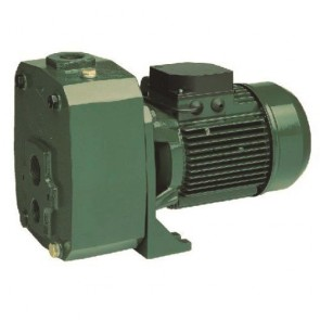 DAB Dab-Dp151T - Pump Surface Mounted Deep Well 58L/Min 60M 1.1Kw 415V