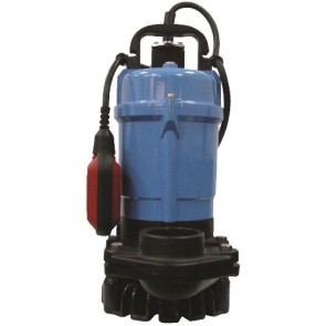 Bianco Bia-Ahs05A - Pump Submersible Light Construction With Float 220L/Min 12M 400W 240V