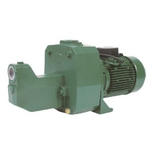 DAB Dab-151M - Pump Surface Mounted Cast Iron 75L/Min 61M 1.1Kw 240V