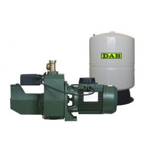 DAB Dab-151Mp-60V - Pump Surface Mounted Cast Iron With Pressure Switch 75L/Min 61M 1.1Kw 240V +60L Tank
