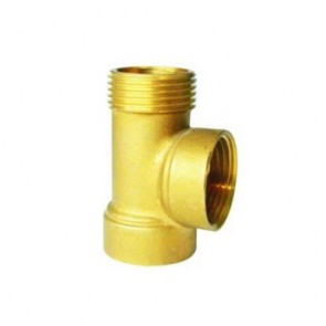 "DAB Dab-3Wt - Pump Three Way Tee 1X1""X1"" Bronze"