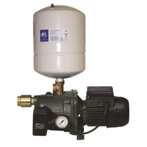 DAB Dab-62Mp-8V - Pump Surface Mounted Jet With Pressure Switch 45L/Min 42M 0.44Kw 240V+ 8L Pressure Tan