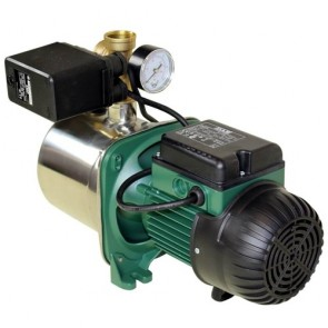 DAB Dab-Jinox102Mp - Pump Surface Mounted Jet With Pressure Switch  45L/Min 42M 0.44Kw 240V