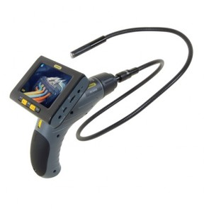 "Video Borescope Wireless 3.5"" Screen 12Mm Dia Camera Gendcs400"