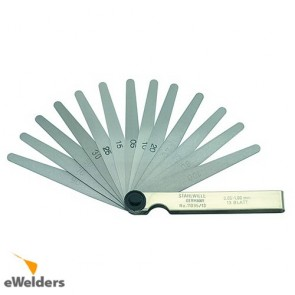 Stahlwille Feeler Gauge, Precision 13 Piece (0.05-1Mm) Sw11095/13 - 74240001