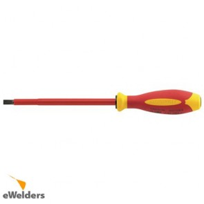 Stahlwille Screwdriver Drall + Vde Slotted 0.8X4.0X100Mm Blade Sw4660 Vde 4 - 46601040
