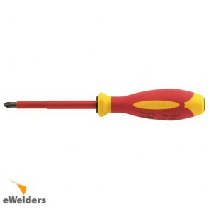 Stahlwille Screwdriver Drall + Vde Phillips #0 165Mm 2 Comp Hndl Sw4665 Vde 0 - 46651000