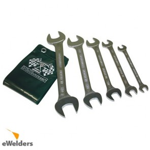 Stahlwille Spanner Set  Dbl Open End 5Pc Value Pack 5Pc Swvp10A/5