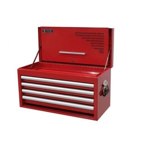 White International Whi504B - 4 Drawer Tool Chest
