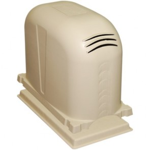 White International Whi-Promopumpcover - Pump Cover Beige