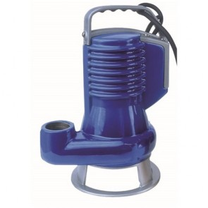 Zenit Zen-Dgblue50/2/G40Vmex - Pump Submersible Iecex Dirty Water Domestic 290L/M 7.8M 0.37Kw 24