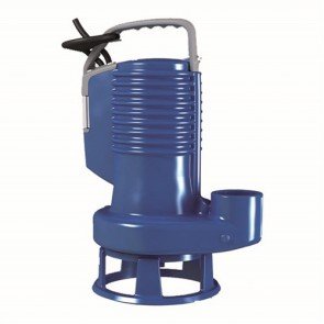 Zenit Zen-Dgbluep150/2/G50Vmex - Pump Submersible Iecex Dirty Water Industrial 600L/M 12.3M 1.1K