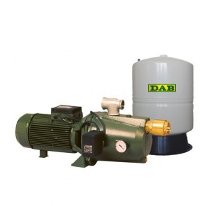 DAB Dab-200Mp - Pump Surface Mounted Cast Iron With Pressure Switch 175L/Min 41M 1.47Kw 240V +60L Tank