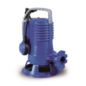 Zenit Zen-Grbluep100/2/G40Hmgex - Pump Submersible Iecex Wastewater Sewage Domestic 240L/M 17M 0