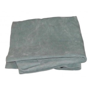 Weldclass 1m x 2m Cowhide Leather Welding Blanket with eyelet (8-LWB1)