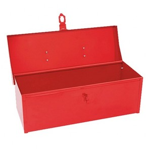 White International Whitb100 Tool Box Handy Red Whitb100