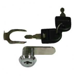 White International Whibl505B Spare Lock & Key To Suit Whipmt111 Roll Cab Whibl505B