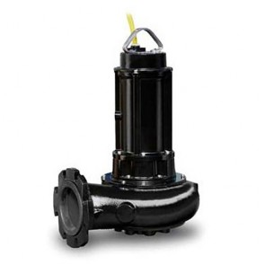 Zenit Zen-Drn400/2/65Tex - Pump Submersible Iecex Dirty Water Industrial 1440L/M 17.2M 3Kw 415V