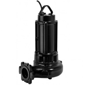 Zenit Zen-Man550/2/80Tex - Pump Submersible Iecex Dirty Water Industrial 1620L/M 30.2M 4.1Kw 415