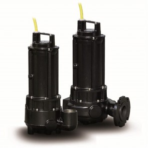 Zenit Zen-Dgn550/2/80Tex - Pump Submersible Iecex Dirty Water Industrial 1440L/M 18.9M 4.1Kw 415