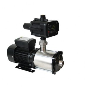 Bianco Bia-Bhm5-4Mpcx - Pump Surface Mounted Clean Water With Auto Pump Control 105L/Min 38M 1000W
