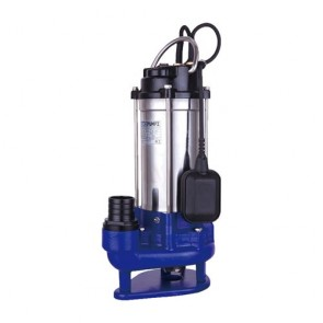 Bianco Bia-B120Gs2 - Pump Submersiblesewage With Float 283L/Min 15M1500W 240V