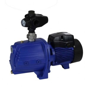 Bianco Bia-Ferro110Mp Pump Surface Mount Cast Iron With Pressure Switch Clean Water 100L/Min 55M 1.1Kw 240V