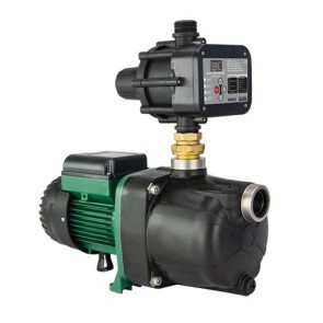 Rainsaver Rs4E-Jetcom82Mpcx - Pump Changeover Rs4E Surface Mounted Clean Water 60L/Min 46M 600W 240V
