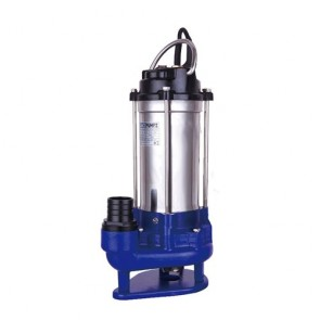 Bianco Bia-B120Gms2 Manual Submersible Grinder Pump For Sewage 283L/M 15M 1.5Kw 240V